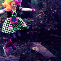 She Jumped Into Wonderland