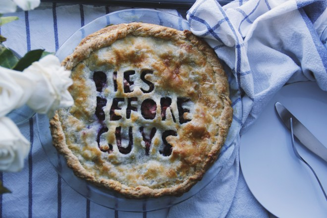 Pies Before Guys | pieofthemonth.wordpress.com