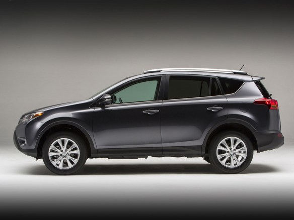 What S New And Not To Love About The 2013 Toyota Rav4