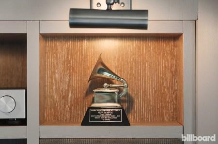 Jeff Jampol's Grammy Award for Best Music Film.