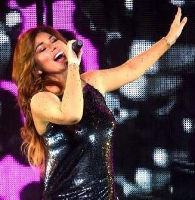 Shania Twain performing back to back shows in London