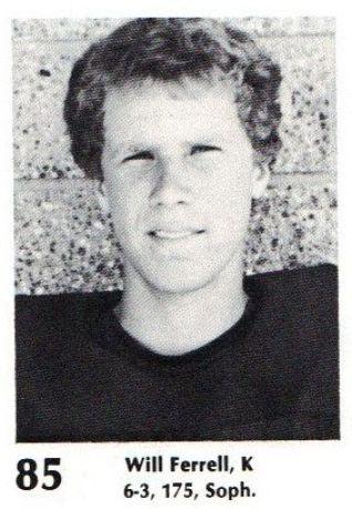 Will Ferrell Childhood