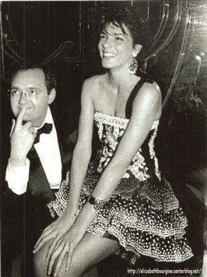 Jean-Luc Miesch and Elizabeth Bourgine