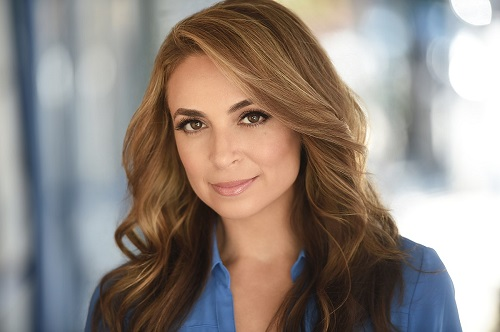 Photo of Television host Jedediah Bila