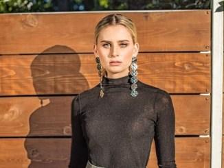 Photo of model Mason Olivia Grammer