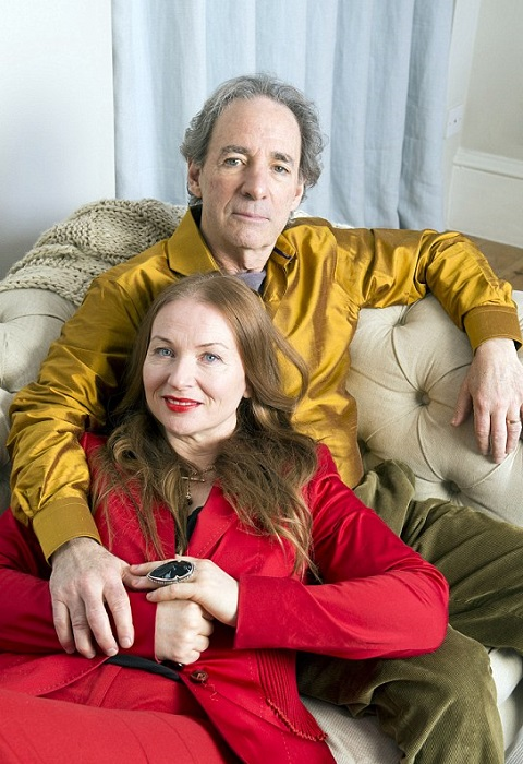 Judith Owen and her husband, Harry Shearer