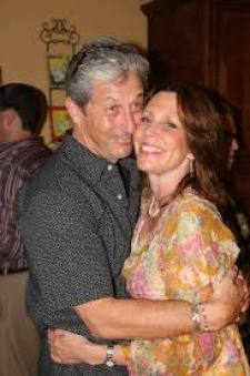Susan Fallender with her Husband, Charles Shaughnessy