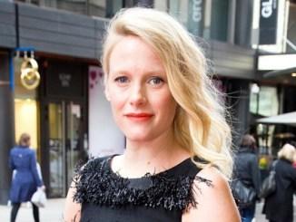 Image of an actress Laura Birn
