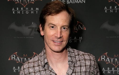 Picture of American actor Rob Huebel