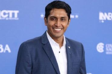 Photo of actor Tenoch Huerta