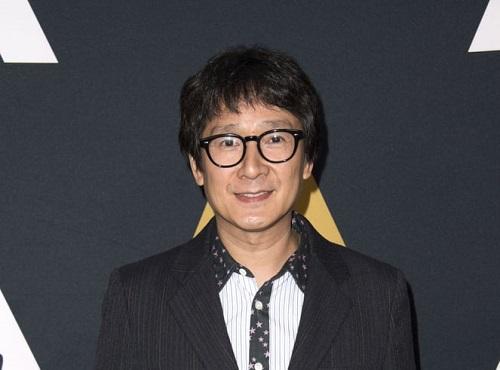 Image of an actor Jonathan Ke Quan