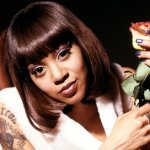 Late singer Lisa Lopes photo