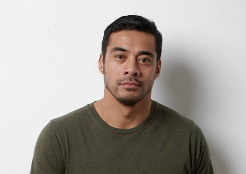 Picture of an actor Robbie Magasiva