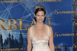 Actress Siri Svegler photo
