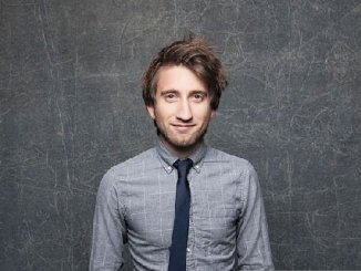 Picture of a director and actor Gavin Free
