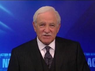 Picture of a journalist Jim Gardner