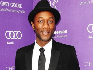 Picture of a singer Aloe Blacc