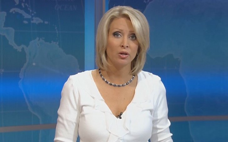 Meteorologist Heather Tesch Plastic Surgery - Before and After
