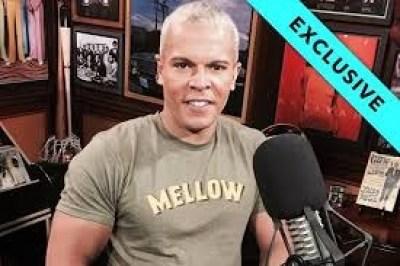 Gutierrrez on a radio show