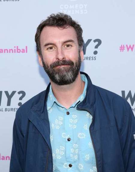Matt Braunger arrived at the Comedy Central's Why? With Hannibal Buress Premiere Event held at Smogshoppe on 8th July 2015, in Los Angeles, California.