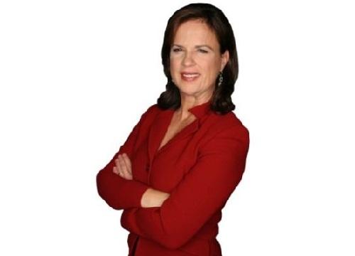 Photo of a reporter Liz MacDonald