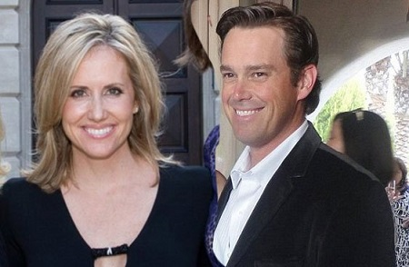 Nicole and her husband Reed McMackin,