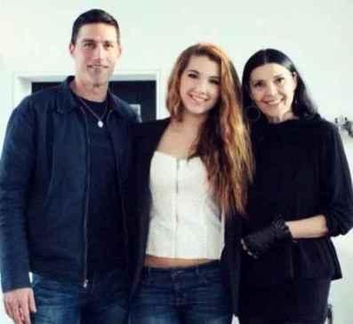 Margherita Ronchi and Matthew Fox's Children