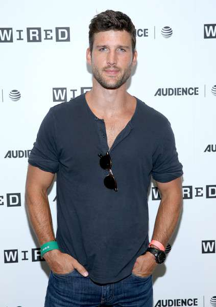 Parker Young at WIRED Cafe at Comic-Con, presented by AT&T Audience Network on 21tst July 2017, in San Diego, California.