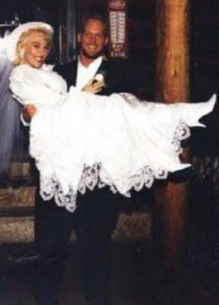 Kathryn Burrhus with her former husband