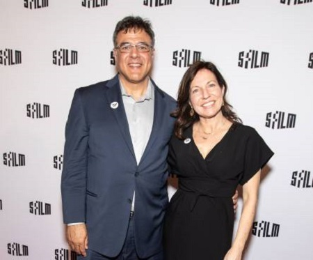 John Kiriakou and his spouse Heather Kiriakou