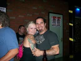 Dave Navarro and her husband Dave Navarro