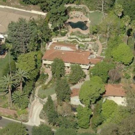 Chelsy Bakula's house in Los Angeles, California.