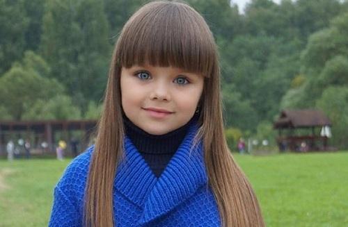 Anastasiya Knyazeva Bio, Age, Height, Parents, Net Worth & Personal Life