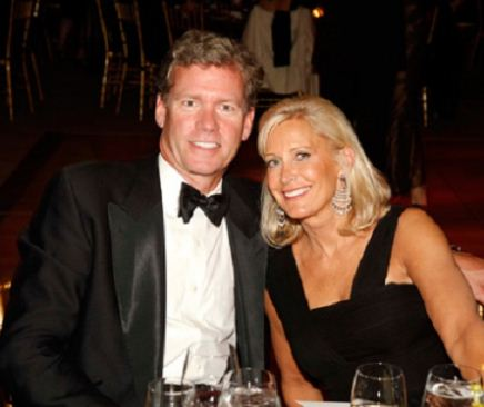 mary joan hansen with her husband Chris Hansen