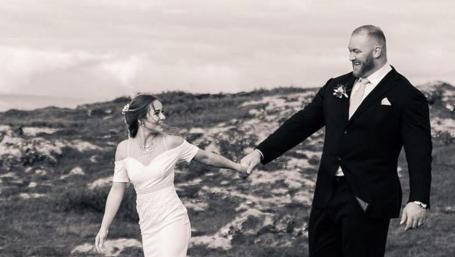 Hafthor Julius Bjornsson And Kelsey Henson Maritial Status