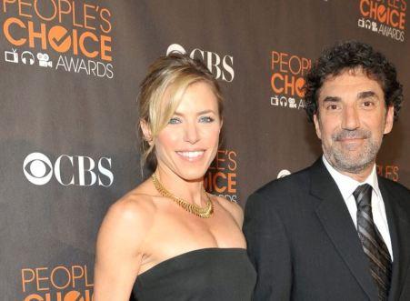 Karen and her ex-husband, Chuck