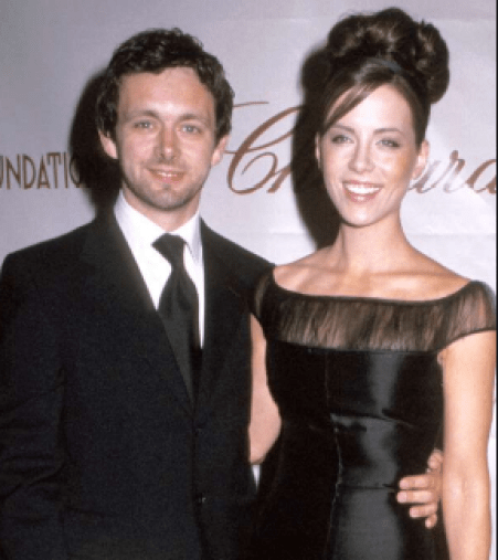 Kate with his ex-girlfriend