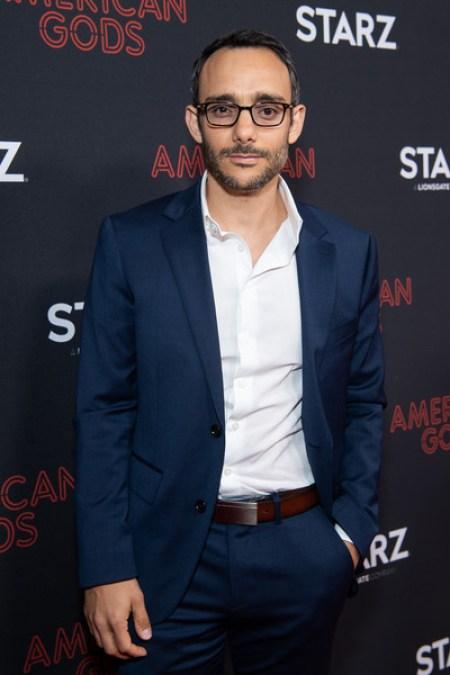 Omid in an award show