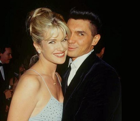 Lou Diamond Phillips and his former wife Kelly Phillips