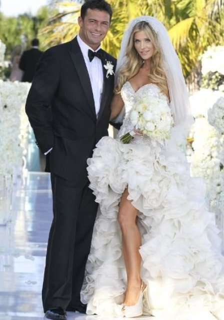 Joanna Krupa on her first wedding