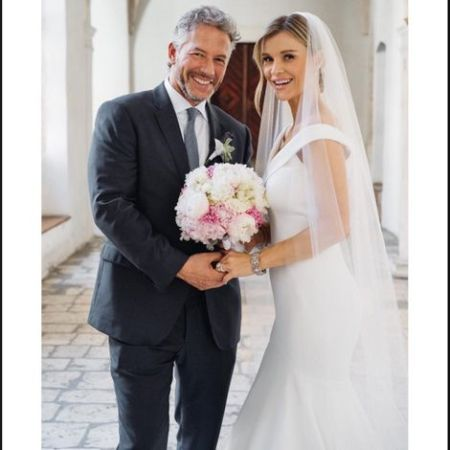 Joanna Krupa at her second wedding