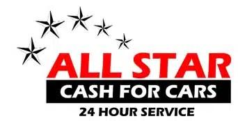 all star cash for cars logo