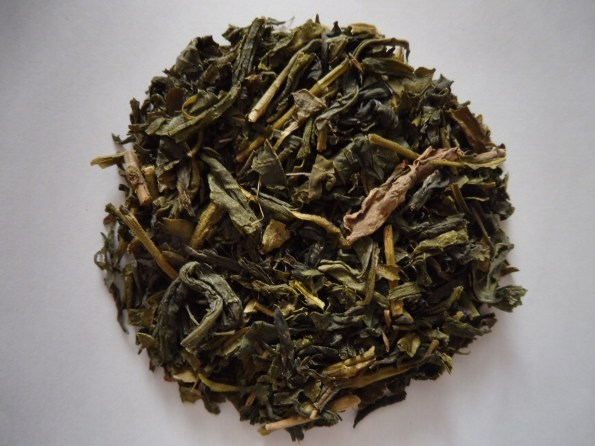Jasmine green tea grade AA Taiwan, All Star Tea