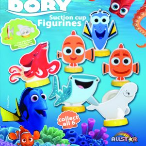 "2"" Finding Dory 2d Figure"