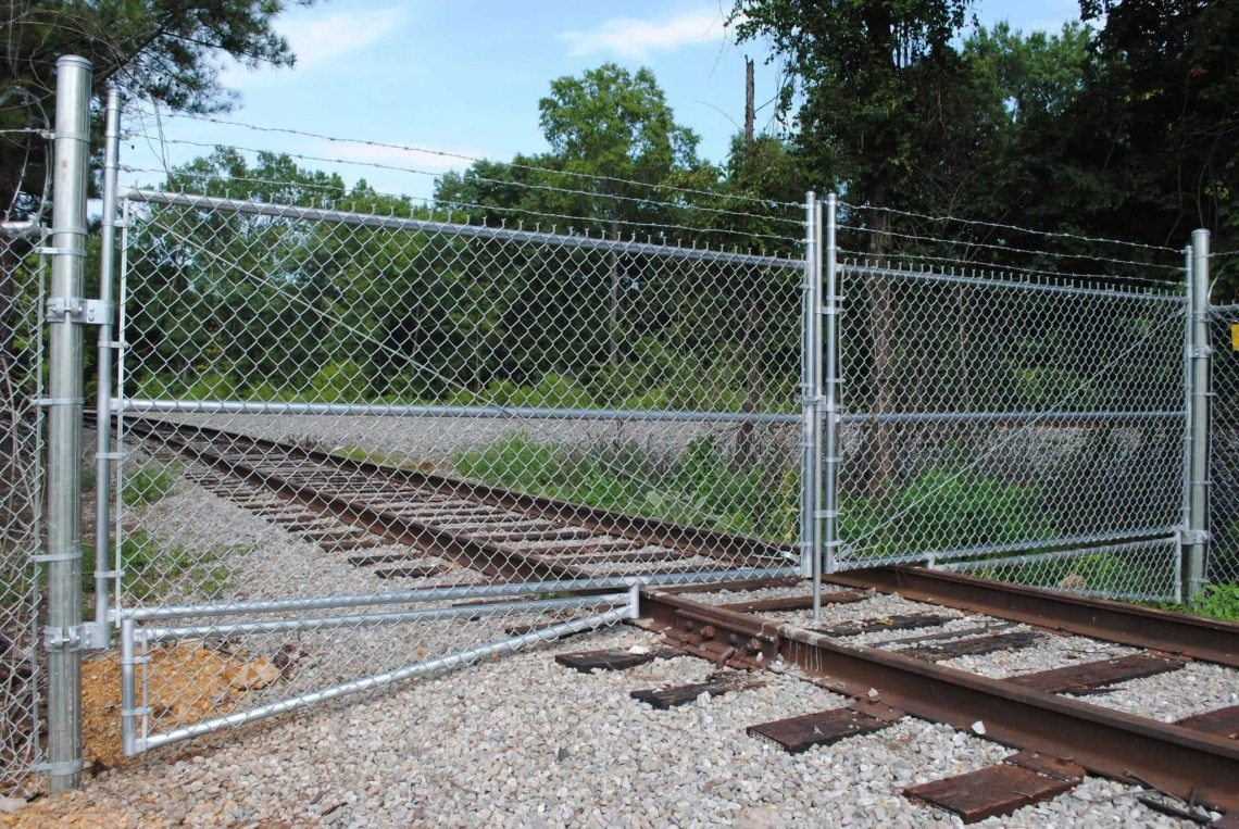 Image Result For Chain Link Gate Repair