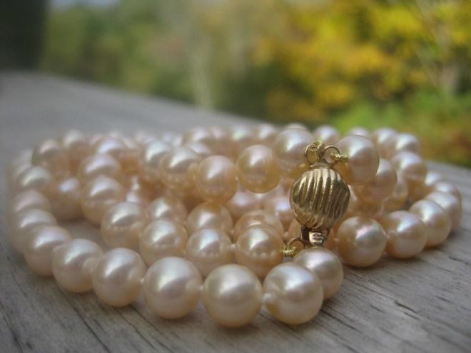 Pearl Restringing 11