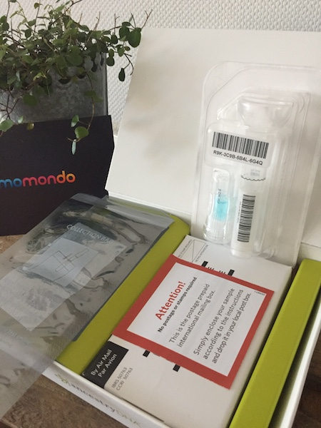 Momondo DNA Test, DNA-Journey