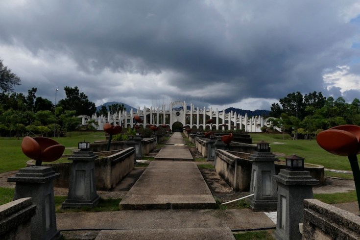 Park Kuha Langkawi, Geopark, Alltagsgewusel, Weltreise, Malaysia