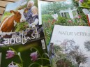 Idealisierte Stierwelt: Essen, Trinken, Genießen, Garten, NaturVERBUNDENHEIT