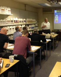 Carpet Cleaning Training | alltec.co.uk